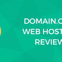 Domain.com Review